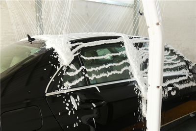 Robot Car Wash Machine