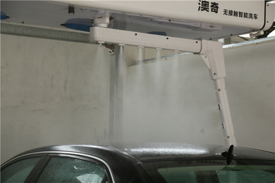Rollover Car Wash Machine