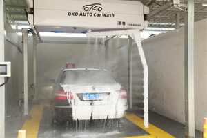Vehicle Wash Systems Uk