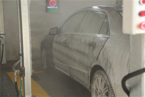 Used Car Wash Systems
