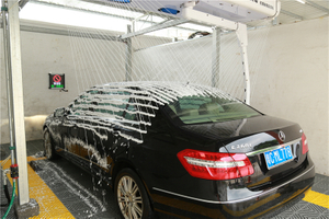 Modern Car Wash Systems And Equipment