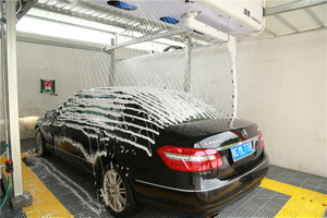 Automatic Car Washing System Project